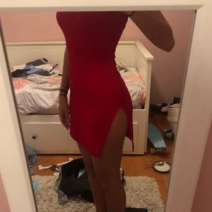 Red Dress for a night out